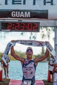 Ben Allen Guam CHAMPION